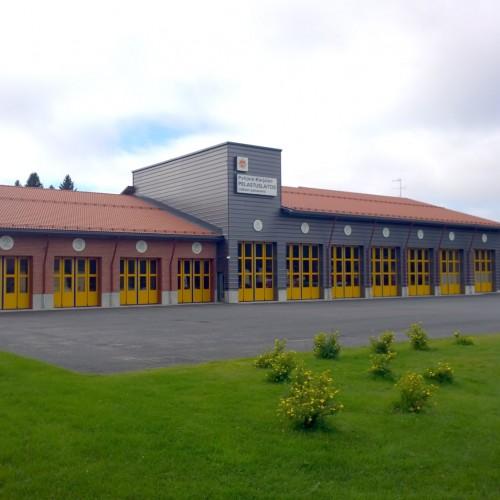 JHM-Invest Oy Pohjois-Karjalan Pelastusasema