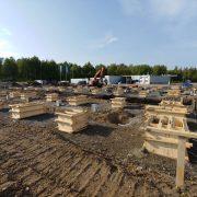Pienvarastoja ja harrastustiloja Etelä-Espooseen, Finnoonniitty 1