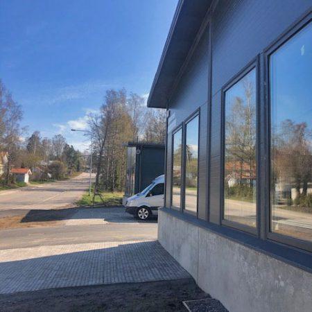 Varasto/liiketilaa Espoo Leppävaara Masalantie 10