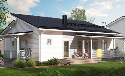 Omakotitalo Espoo Perusmäki Palstalaisentie 6, JHM-Invest Oy