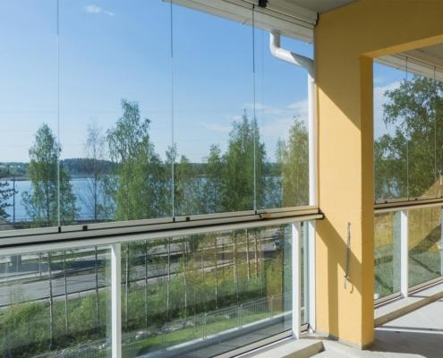 Vuokrataan asunto Tiirantie 10 Jyväskylä