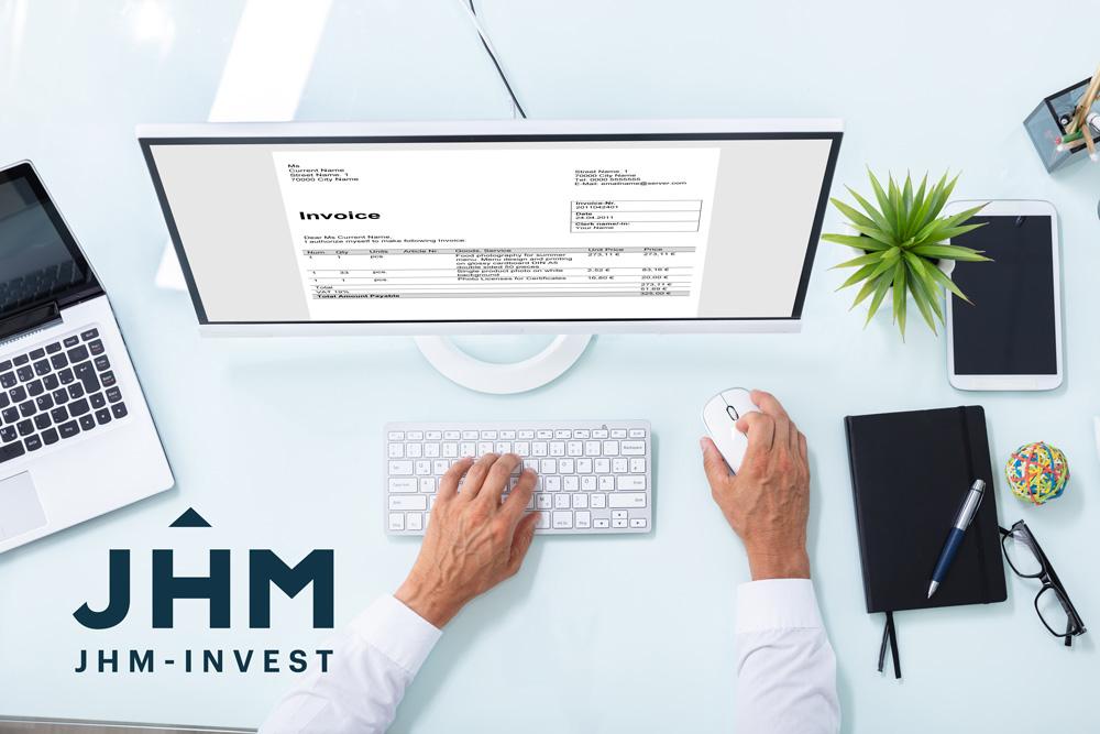 JHM-Invest Oy laskutusohje verkkolaskuosoite